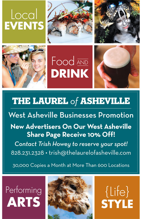Laurel of Asheville promotion