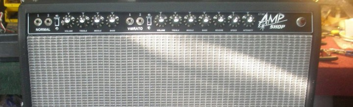 The Amp Shop Adds Custom-Built Amps