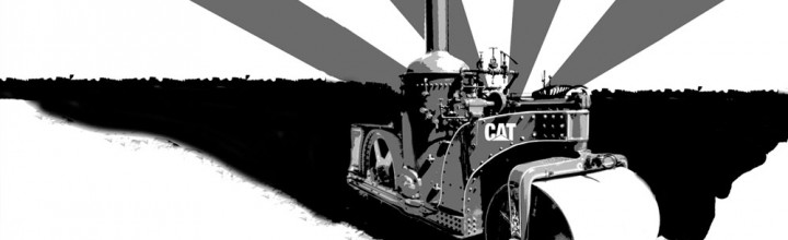PrintOcracy: PLAY! and Colossal Cuts: Steamroller Prints at Asheville BookWorks