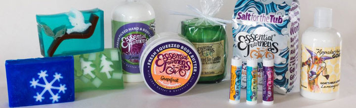 Essential Journeys Soaps Studio Open Extended Holiday Hours