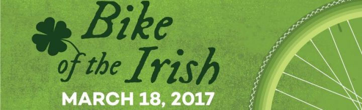 Asheville on Bikes – Bike of the Irish '17 – Saturday, March 18