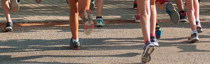 Hall Fletcher Elementary in West Asheville Hosts First Annual Frostbreaker 5K Race