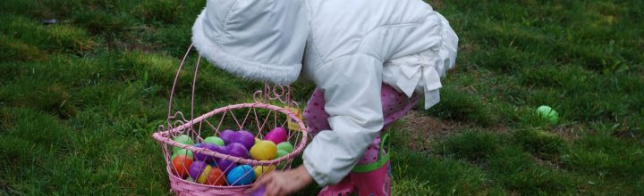 Bojangles' Easter Eggstravaganza, Saturday, April 8, Carrier Park