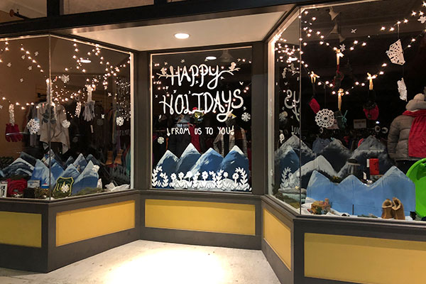 2017 Holiday Window Awards