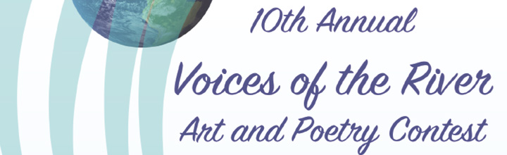 RiverLink's 10th Annual Art & Poetry Contest is now open