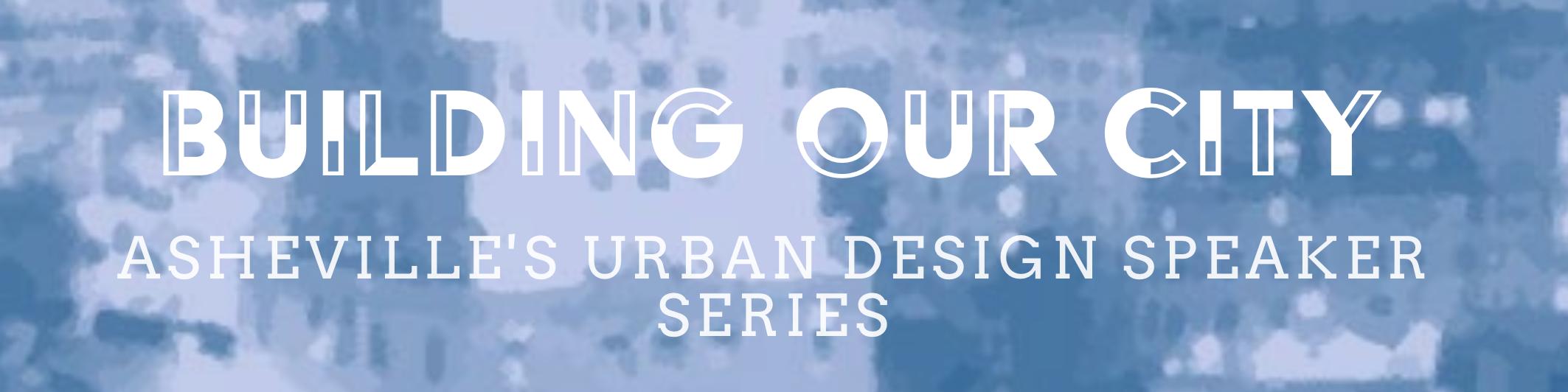 Building Our City Speaker Series Welcomes Dennis Pieprz