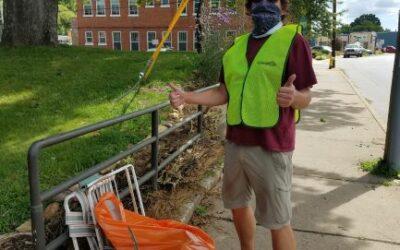 Haywood Road Clean-up April 17