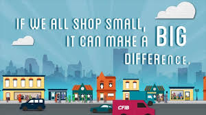 Small Business Saturday November 28, 2020