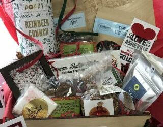 Asheville Goods for the Holidays
