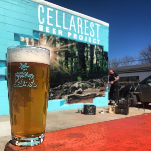 Asheville's Newest Brewery is on the West Side! Cellerest Beer Project